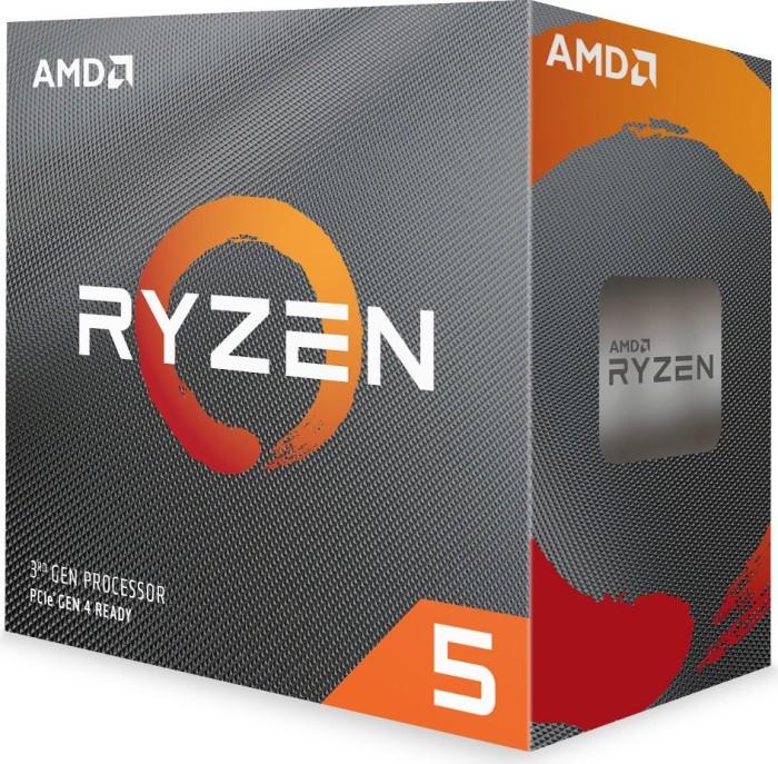 AMD Ryzen 5 3600, 6C/12T