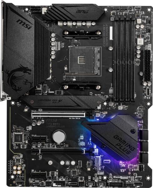 Vorschau: MSI MPG B550 Gaming Plus