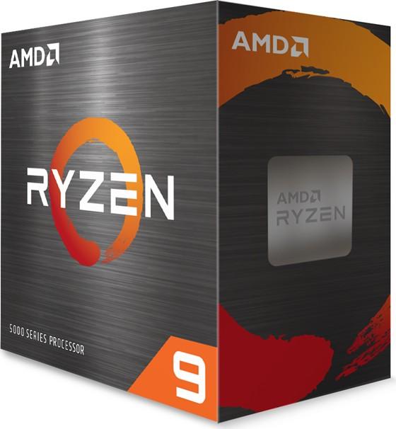 AMD Ryzen 9 5900X, 12C/24T