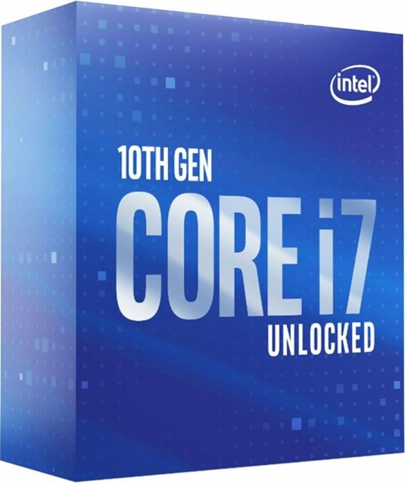 Intel Core i7-10700K, 8C/16T