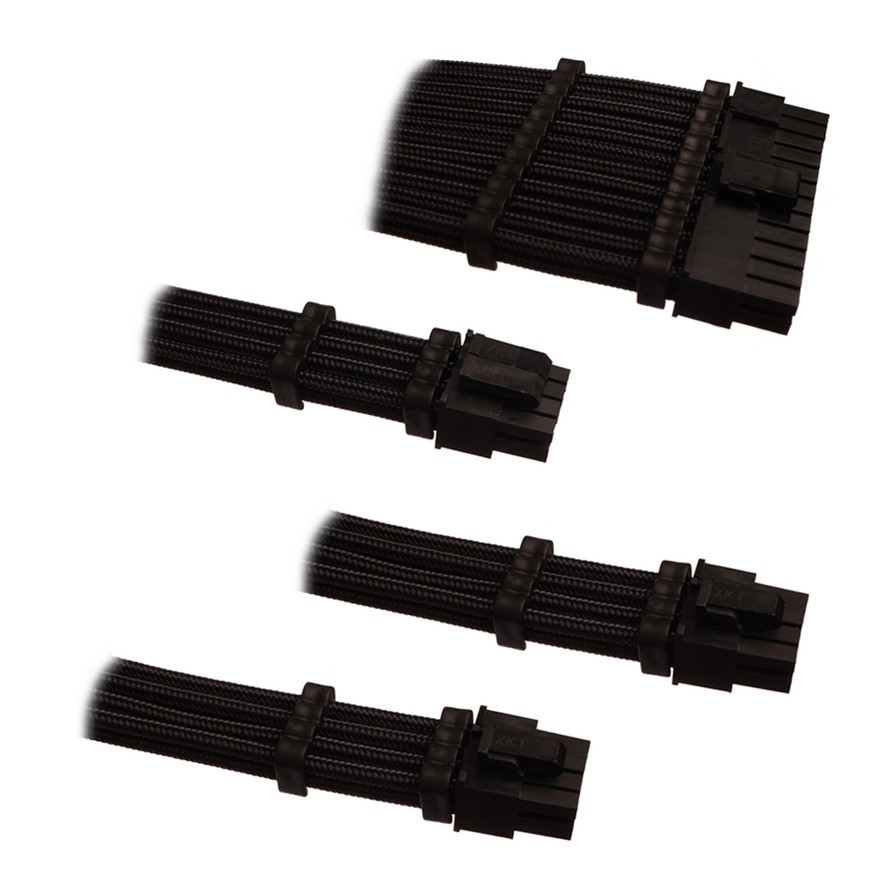 Cable Mod - Sleeved Power Cable Kit